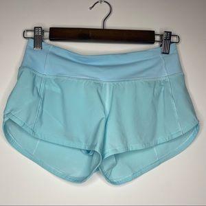 NWOT lululemon shorts size 2